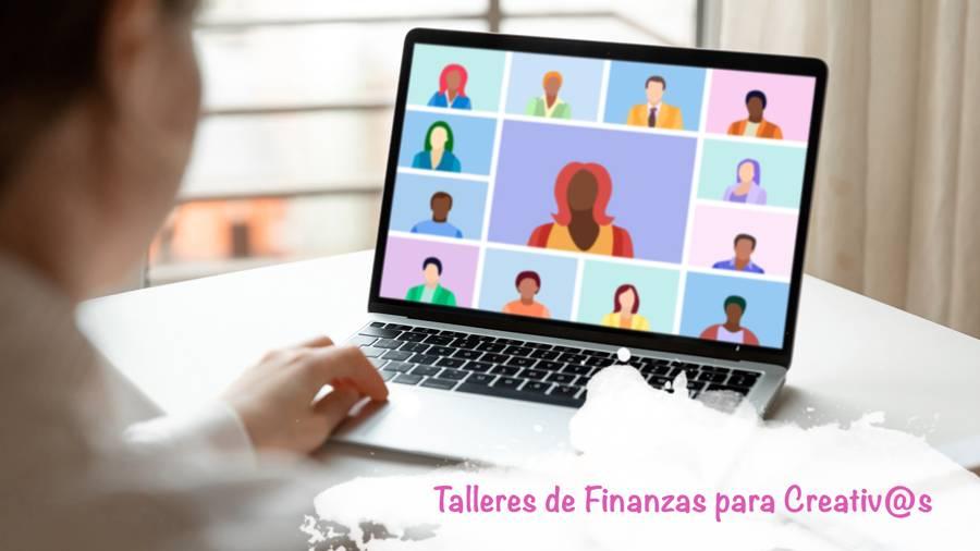 Talleres de finanzas para creativos
