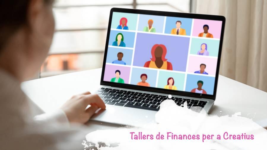 Tallers finances creatius